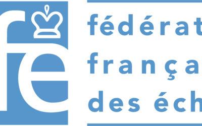 Communiqué FFE : compétitions d'échecs et Covid-19